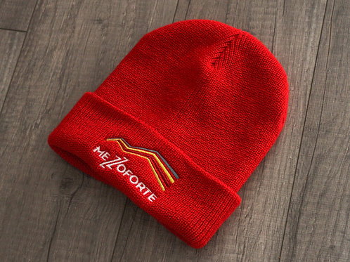 Red Winter Cap