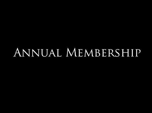 TSAI Annual Membership