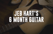 6 Month Guitar
