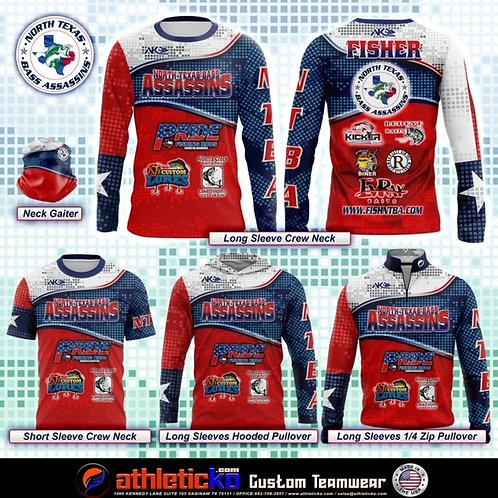 Long Sleeve Crew Neck jersey