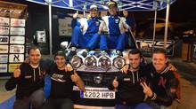 Los Bouza y TRS Campeones de España