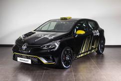 El nuevo Renault Clio Rally4 llega a España de la mano del TRS Racing Team