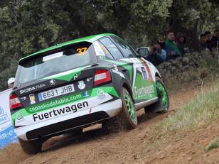 Victoria en N3 y podio en 2RM para TRS Racing Team en el Rally Terra da Auga