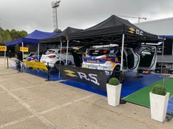 TRS Racing Team brilla en las copas de promoción del Rally La Nucía