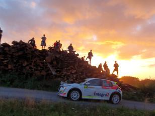 TRS Racing Team domina las dos ruedas motrices en elRallye de Ferrol