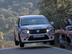 Javier Bouza 3º en Sierra Morena