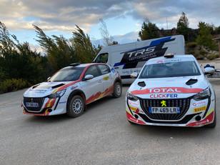 TRS Racing Team regresa a la tierra en Arzúa