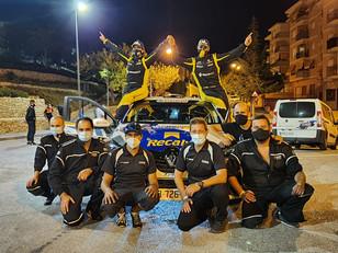 Cagiao - Blanco y TRS Racing Team brillan con luz propia en Xixona
