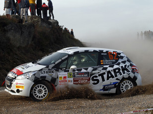Dani Berdomás se doctora en Portugal con TRS Racing Team y Stark By Ausavil