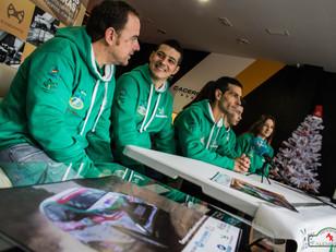 Extremadura Rallye Team y TRS, juntos en 2019