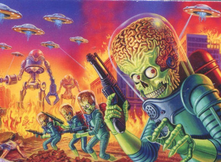 The Truth Is Out There: UFOs & Blink-182
