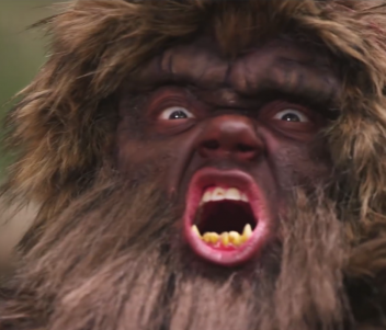 """""""I Think I Saw A Skunk Ape"""" Bizarre Video Shows What Some Are Saying Is The Best Sighting Yet."""