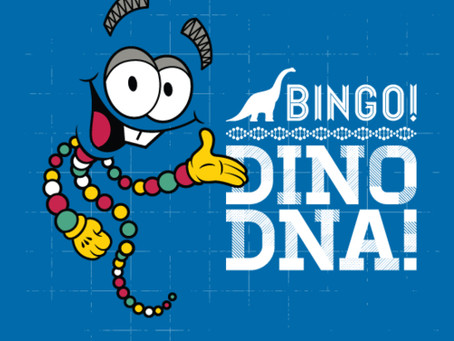 DINO D.N.A.!  Dinosaur Fossil is Best Preserved Of Its Kind