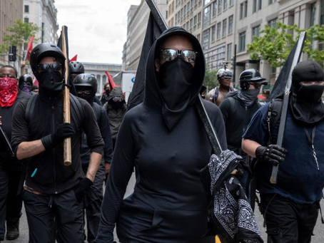 ANTIFA Attempted To Invade California Suburb... And Failed
