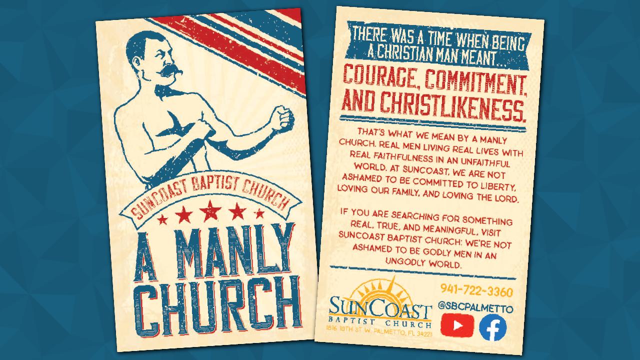 A Manly Church