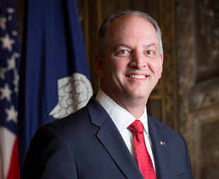That's very Un-liberal of you – Louisiana's Democrat governor takes a meaningful stand.