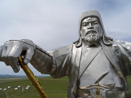 New Map Uncovers Real Purpose of the Genghis Khan Wall in China