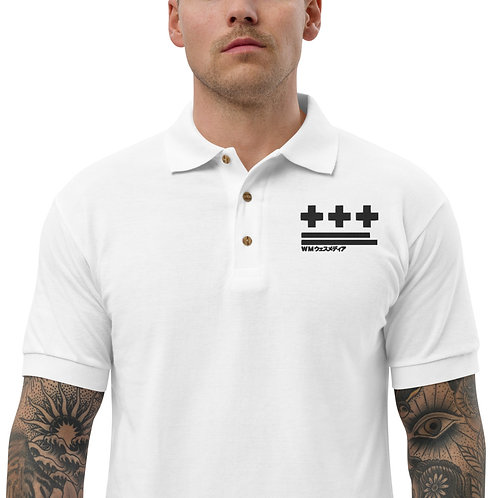 WM logo Polo Shirt