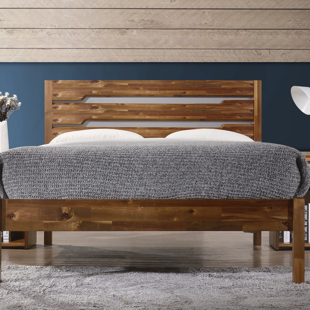 SOLIDA Queen Size Bed