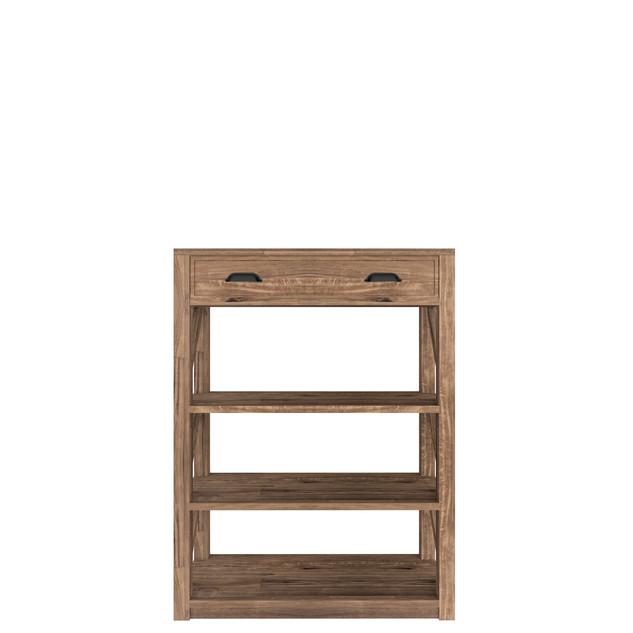 Medium Bookcase 3 Shelves