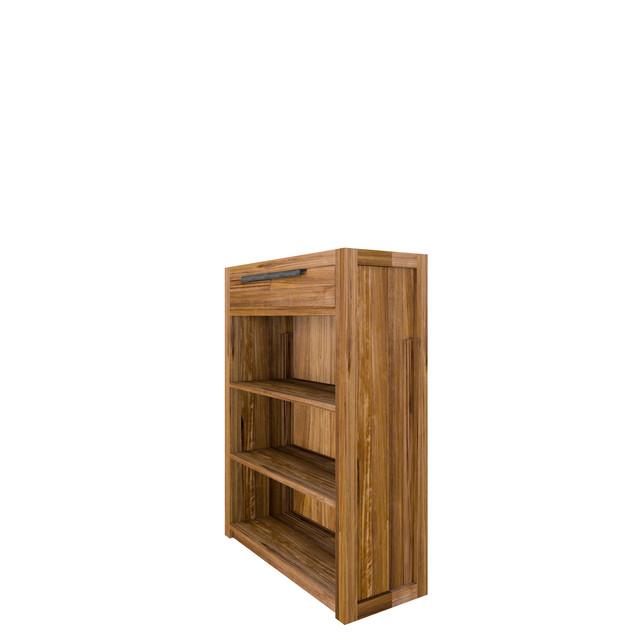Medium Bookcase 1 Drawer