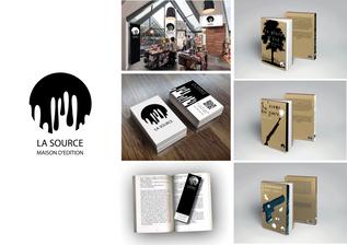 Visual identity, La Source
