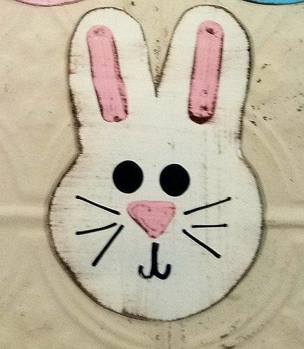 Easter Bunny White