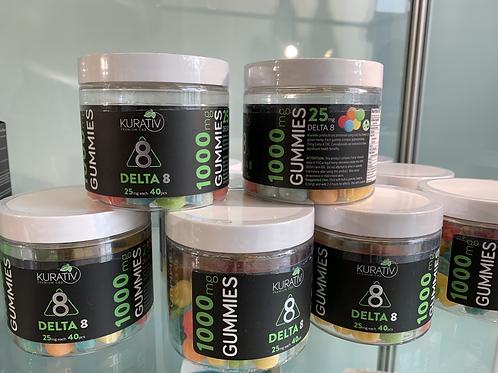 Delta 8 gummy bears