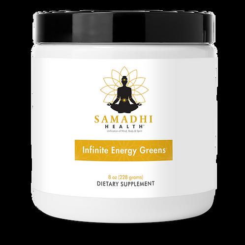 Infinite Energy Greens