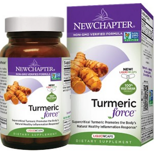 New Chapter Turmeric Force 144ct