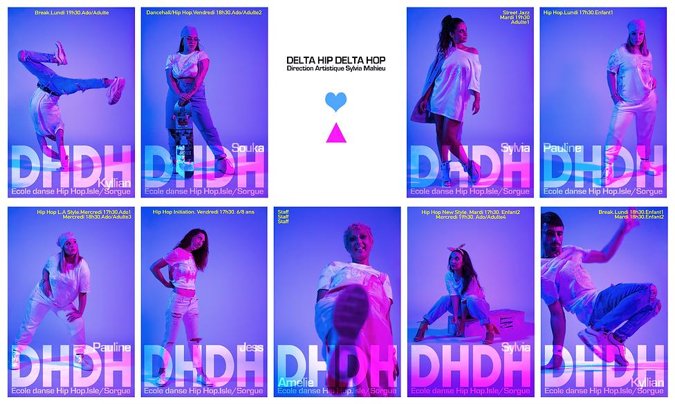 Equipe pédagogique école hip hop DHDH_20