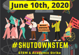Take-home points from #ShutDownSTEM