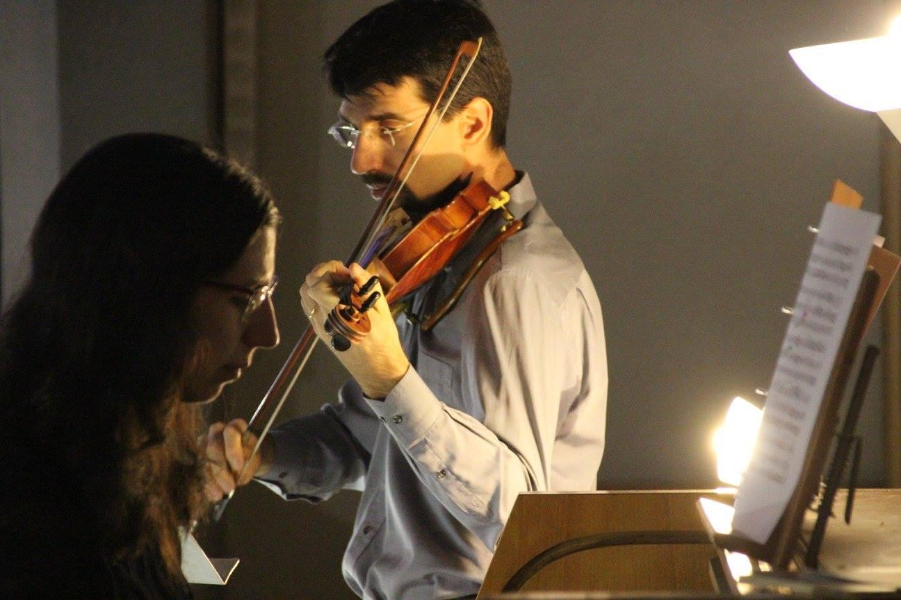 Anteprima - Giovanni e Chiara Bertoglio.