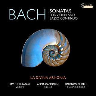 lorenzo ghielmi sonatas for violin and b