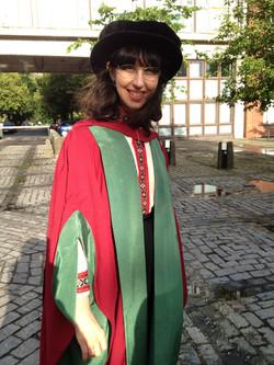 PhD in Birmingham