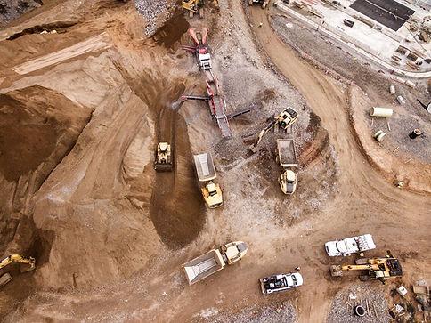 Land Surveying Site