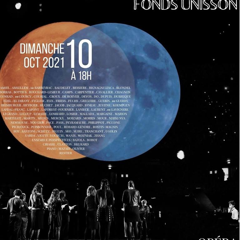 Concert solidaire UNiSSON