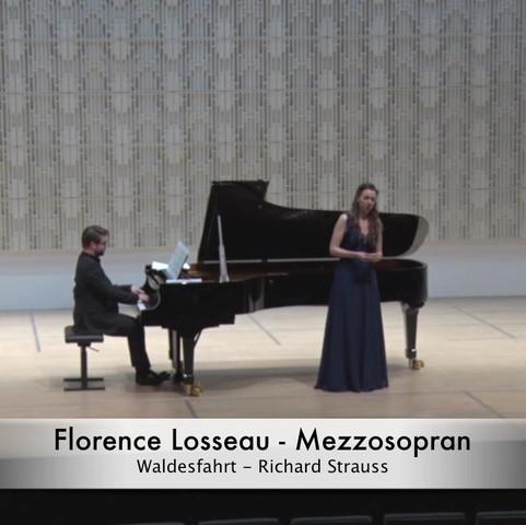 Waldesfahrt - Strauss