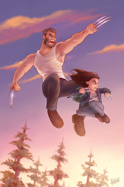 Logan & Laura