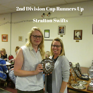 2nd DIVISION CUP FINAL RUNNERS UP