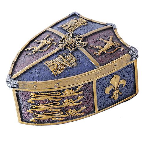 11127 Medieval Crest Box