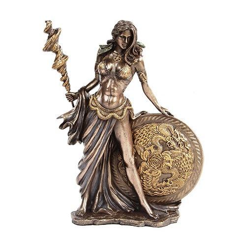 Frigga Norse God w/Shield
