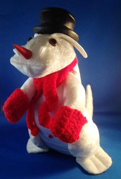 Frosty the SnowDragon