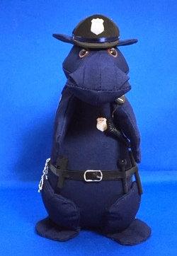 Officer TerriDragon
