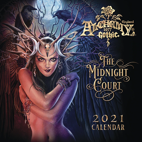 CAL21 Alchemy 2021 Calendar