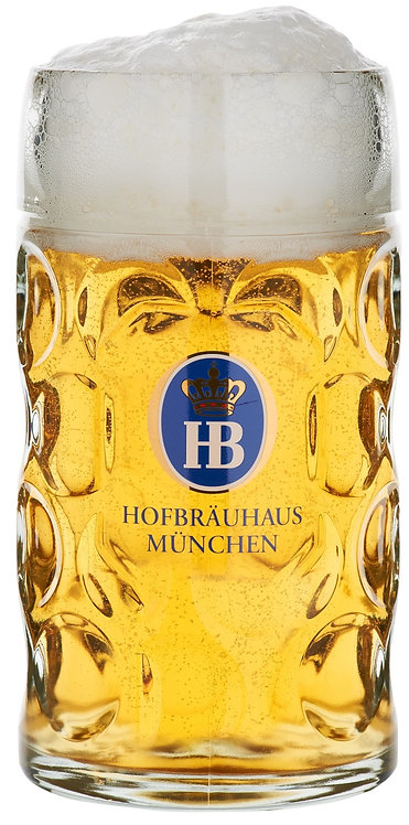 Hofbrauhaus Dimple Mug from Germany