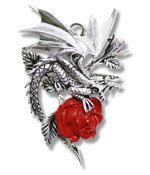 CA4 Draca Rosa Pendant w/chain