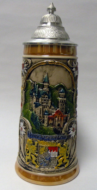 Neuschwanstein German Stein