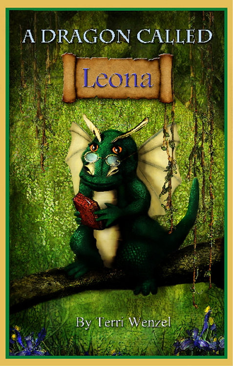 """A Dragon Called Leona"""