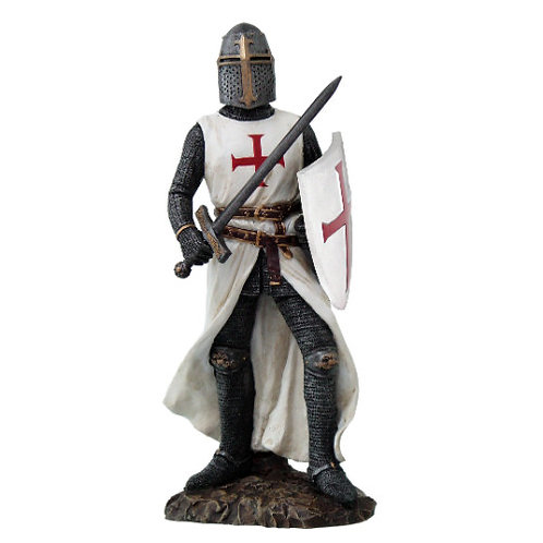 11922 Crusader Knight w/Sword